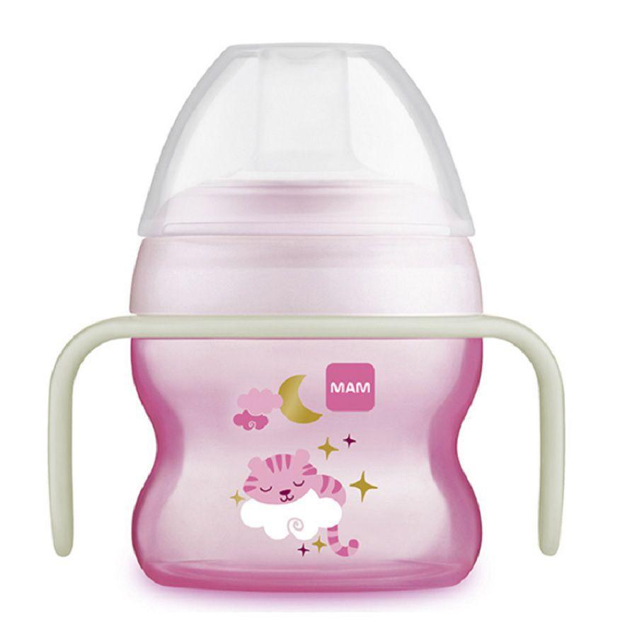 Copo de Treinamento - Starter Night -150 ML - Rosa Mam Baby