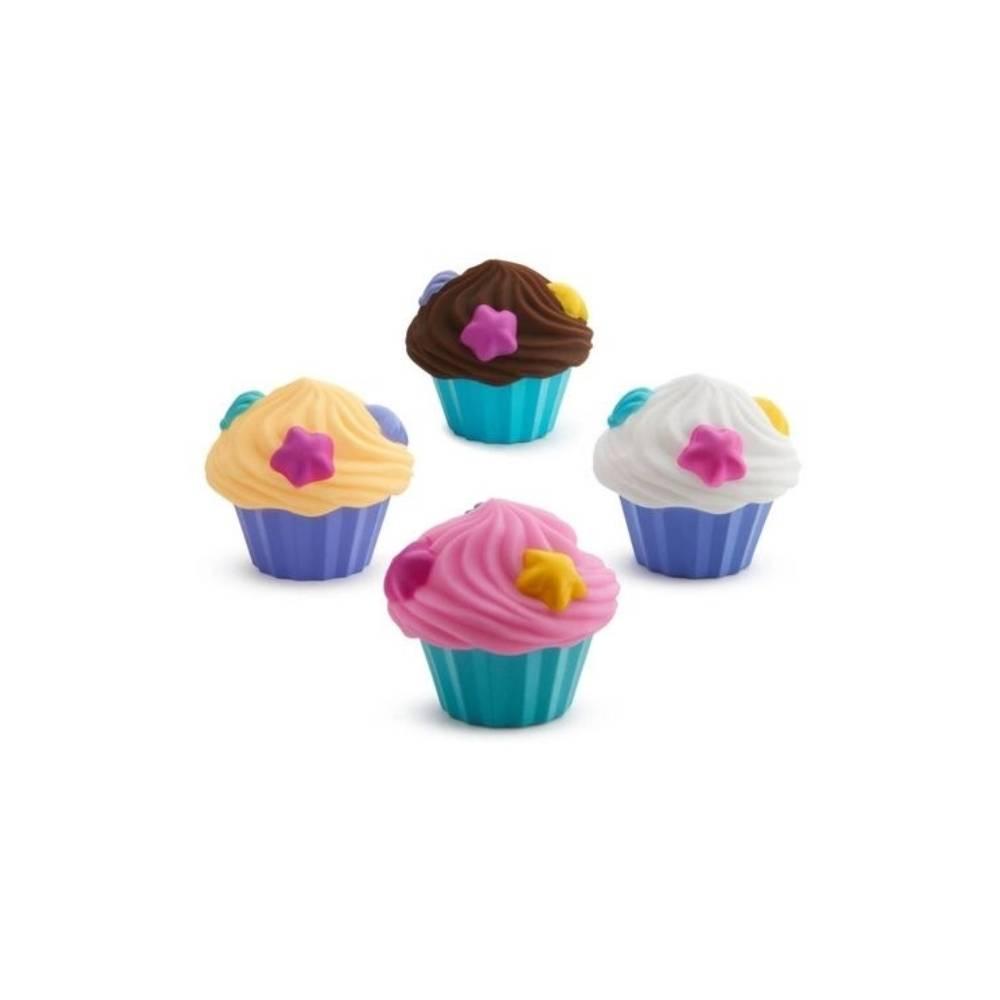 Cupcake Divertido para Banho- Munchkin