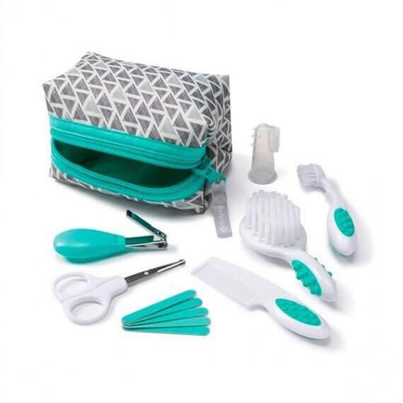 Kit Completo Cuidados do Bebê Acqua da Safety 1st