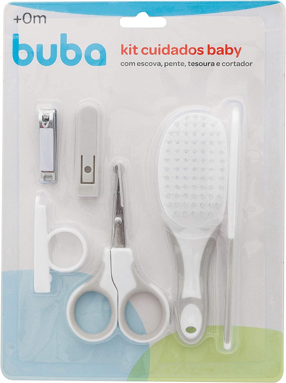 Kit Cuidados Baby Cinza