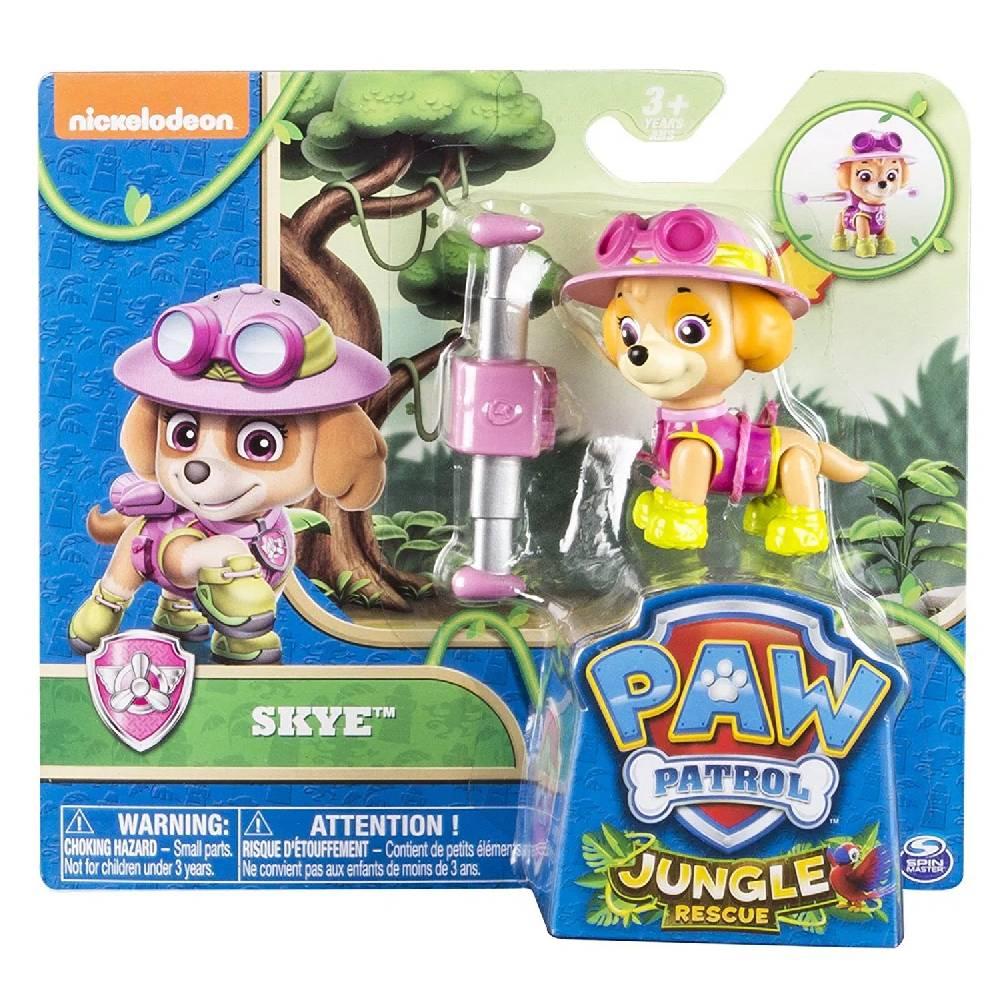Patrulha Canina - Skye Jungle Rescue