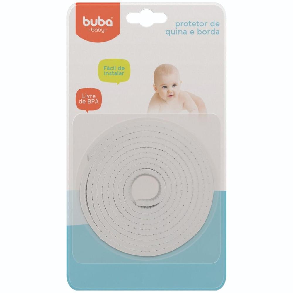 Protetor de Quina e Cantos Flexível em Rolo Buba 2M