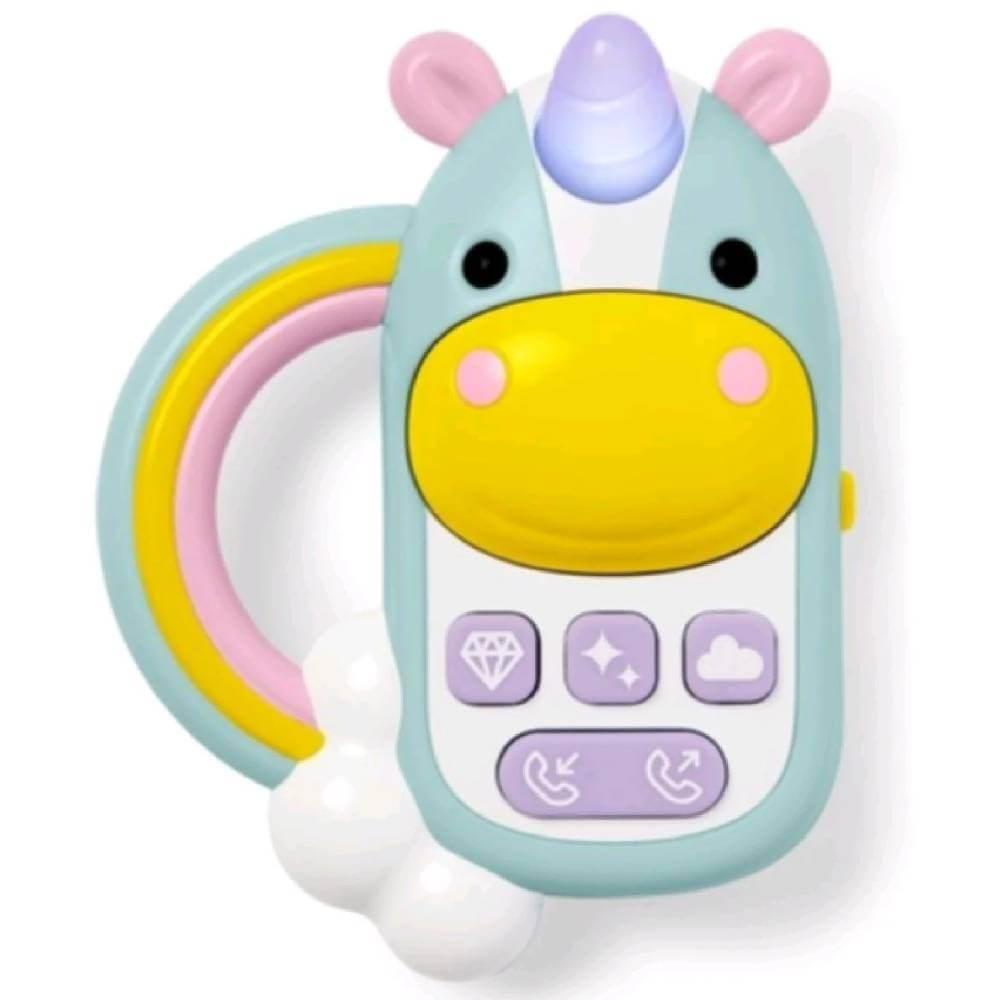Telefone Celular De Brinquedo Unicornio Skip Hop