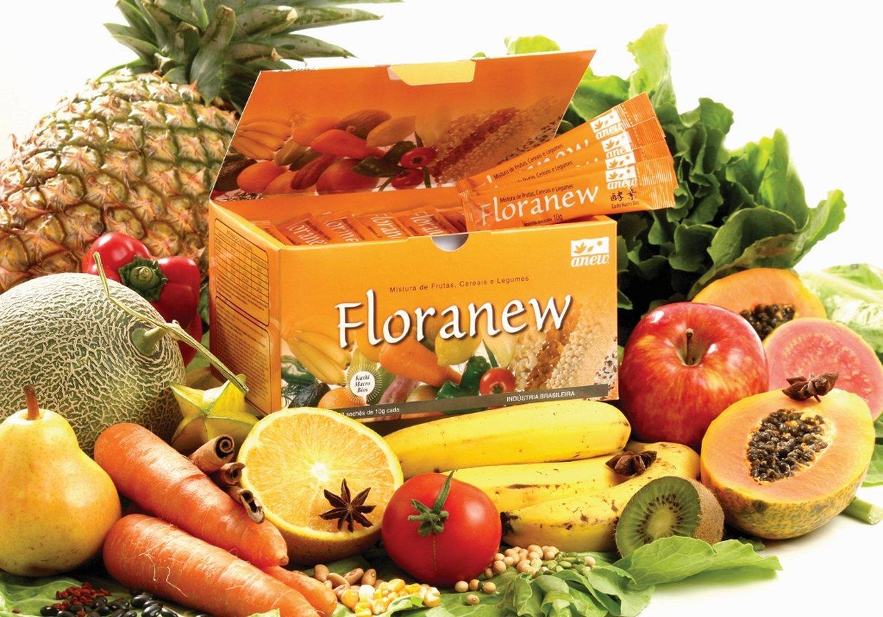 Floranew 90 Saches + frete Grátis para SP - Anew