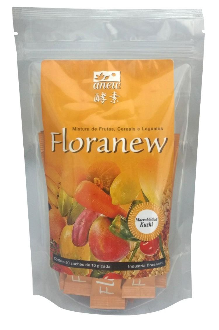 Floranew Líquido - Caixa C/ 20 Saches