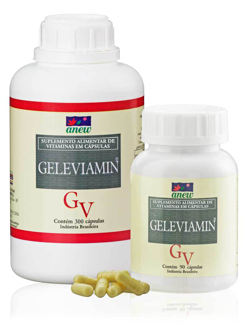 Geleviamin 300 Cps