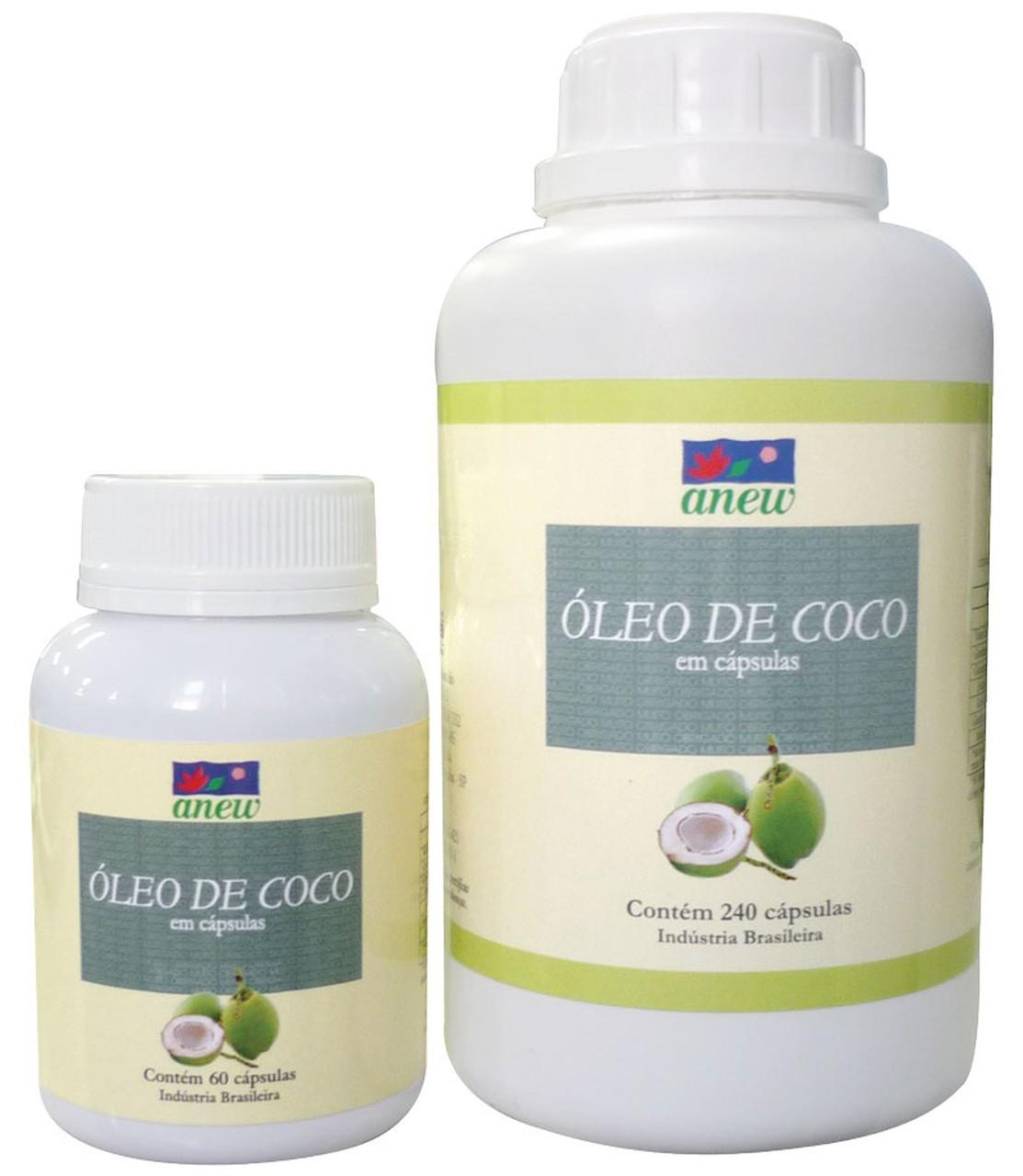 Óleo De Coco Anew