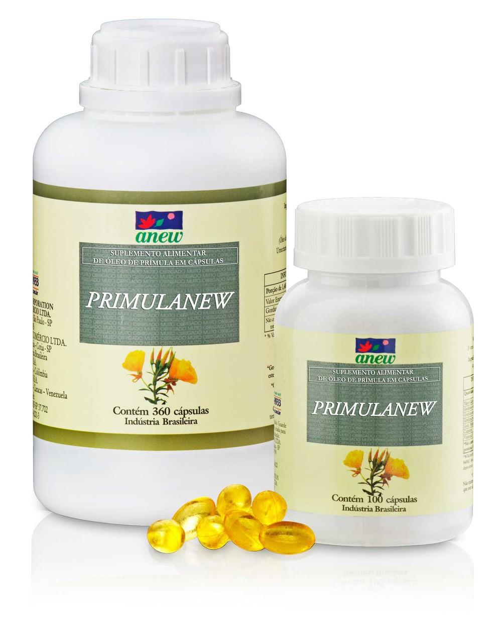 Primulanew + Floranew (4 Amostras Grátis)