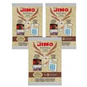 Kit Anti Traça Cartela Jimo Contém 3 Unidades