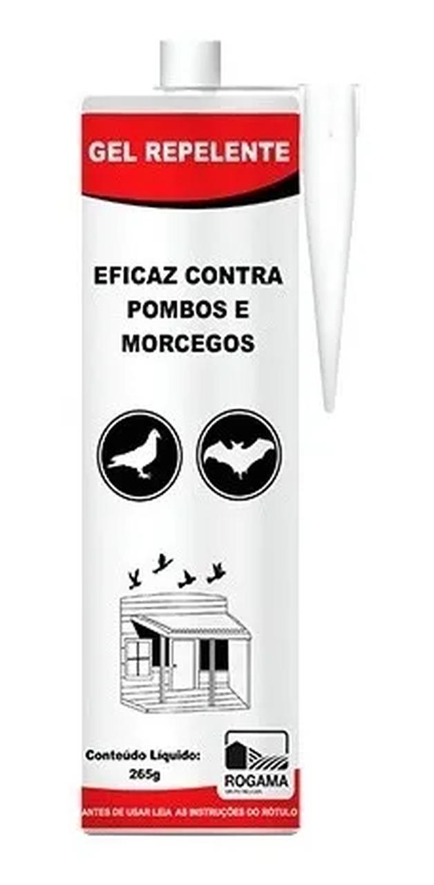 Gel Espanta Pombos E Morcegos Do Telhado  - Ul Brasil