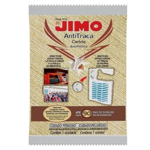 Kit 1 Anti Traça Jimo 300ml + 2 Cartelas Anti Traça Jimo  - Ul Brasil