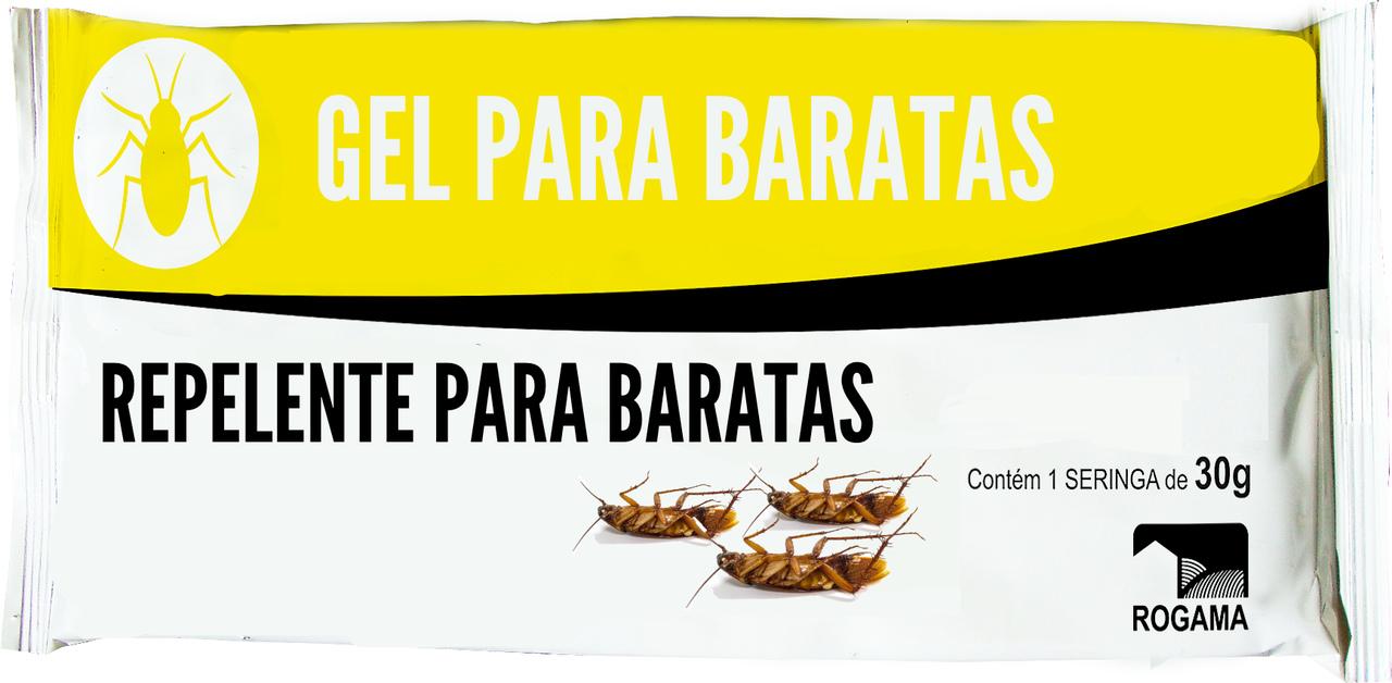 Kit 1 Mata Barata + 1 Mata Formiga Seringa  - Ul Brasil