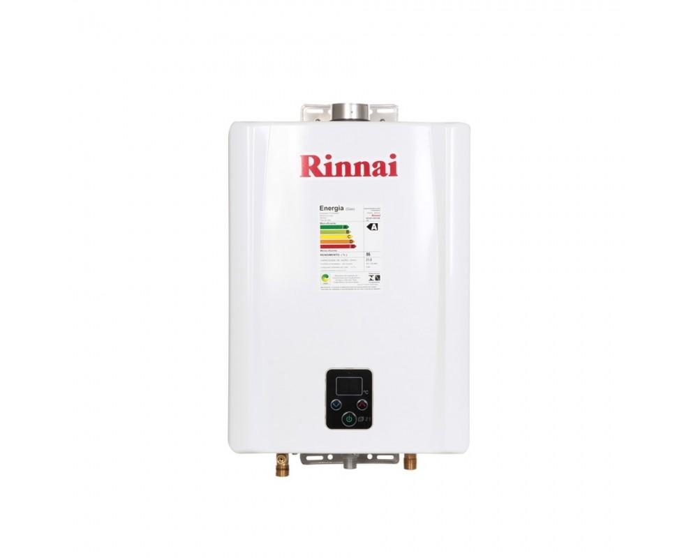 Aquecedor a Gás E21 Rinnai - 21 litros