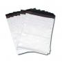 Envelope De Segurança Branco Inviolável - 32 x 40 + 5 cm - 250 Peças