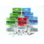 Saco PP Polipropileno 15x20 x 0.10  c/ 1000 unid Liso Transparente