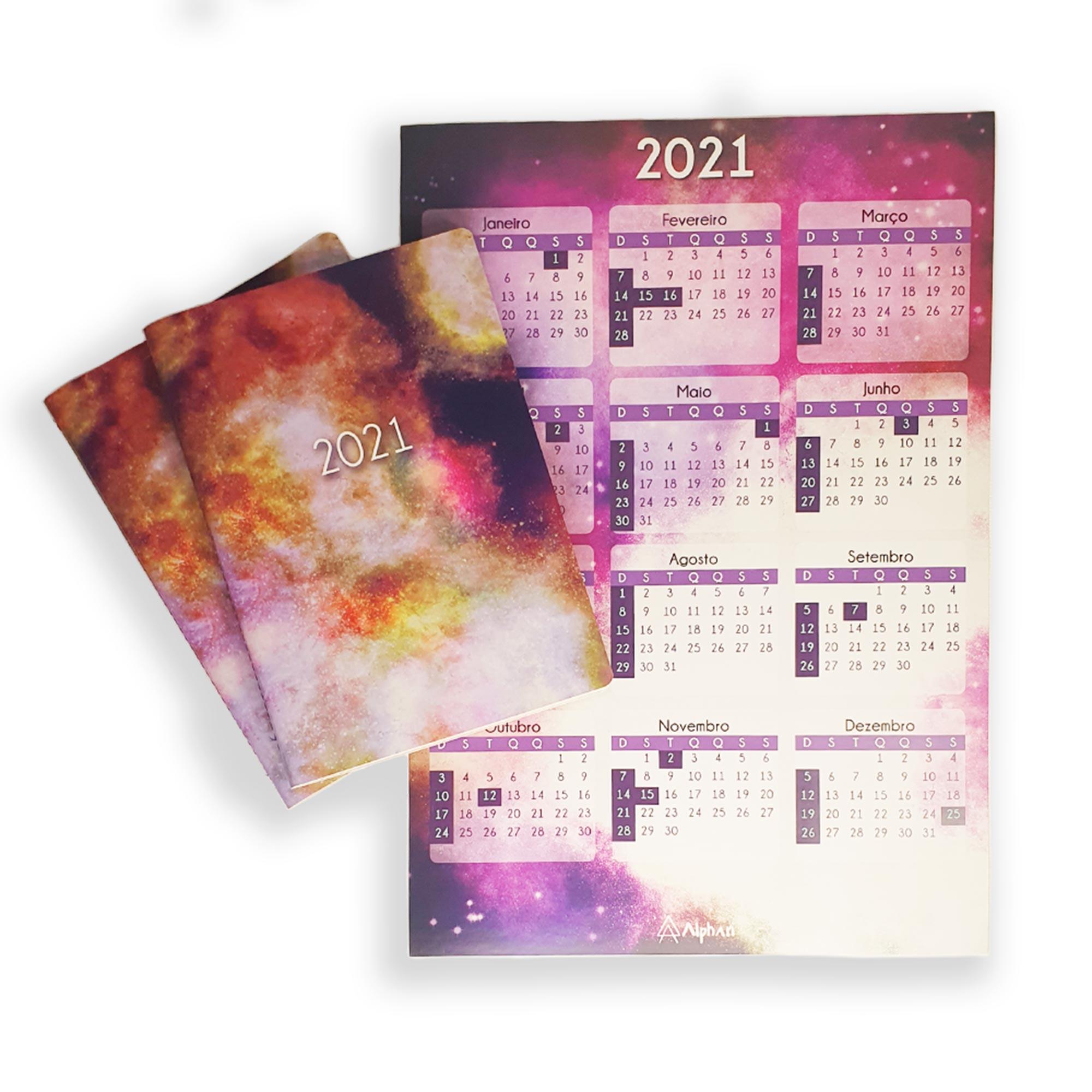 Planner Galaxy 2021