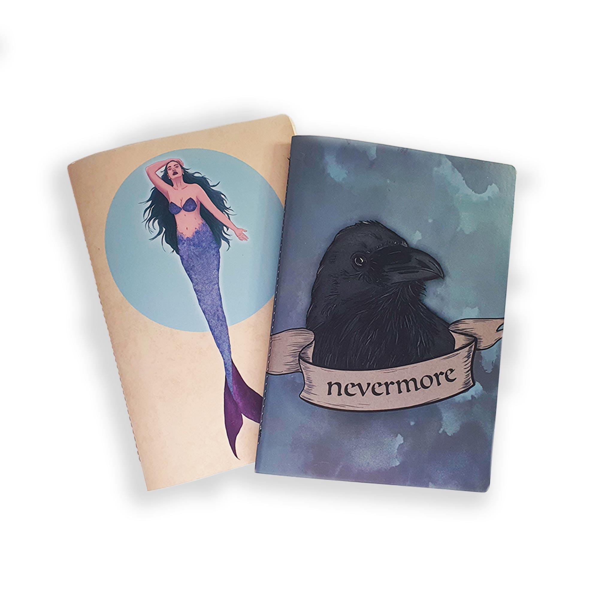 Sktechbook La Sirena