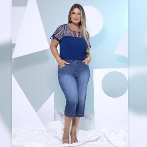 Pantacourt Jeans