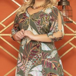 Vestido Olive Green