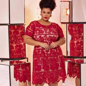 Vestido Red Gift