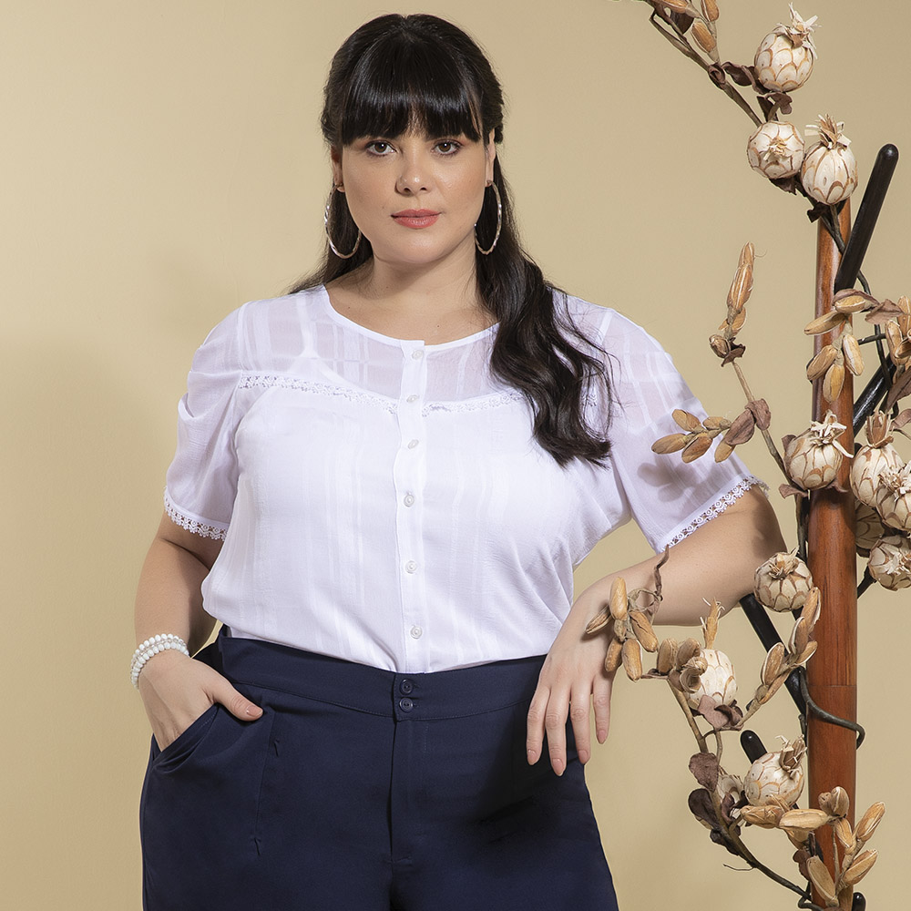Blusa Maria Eulina