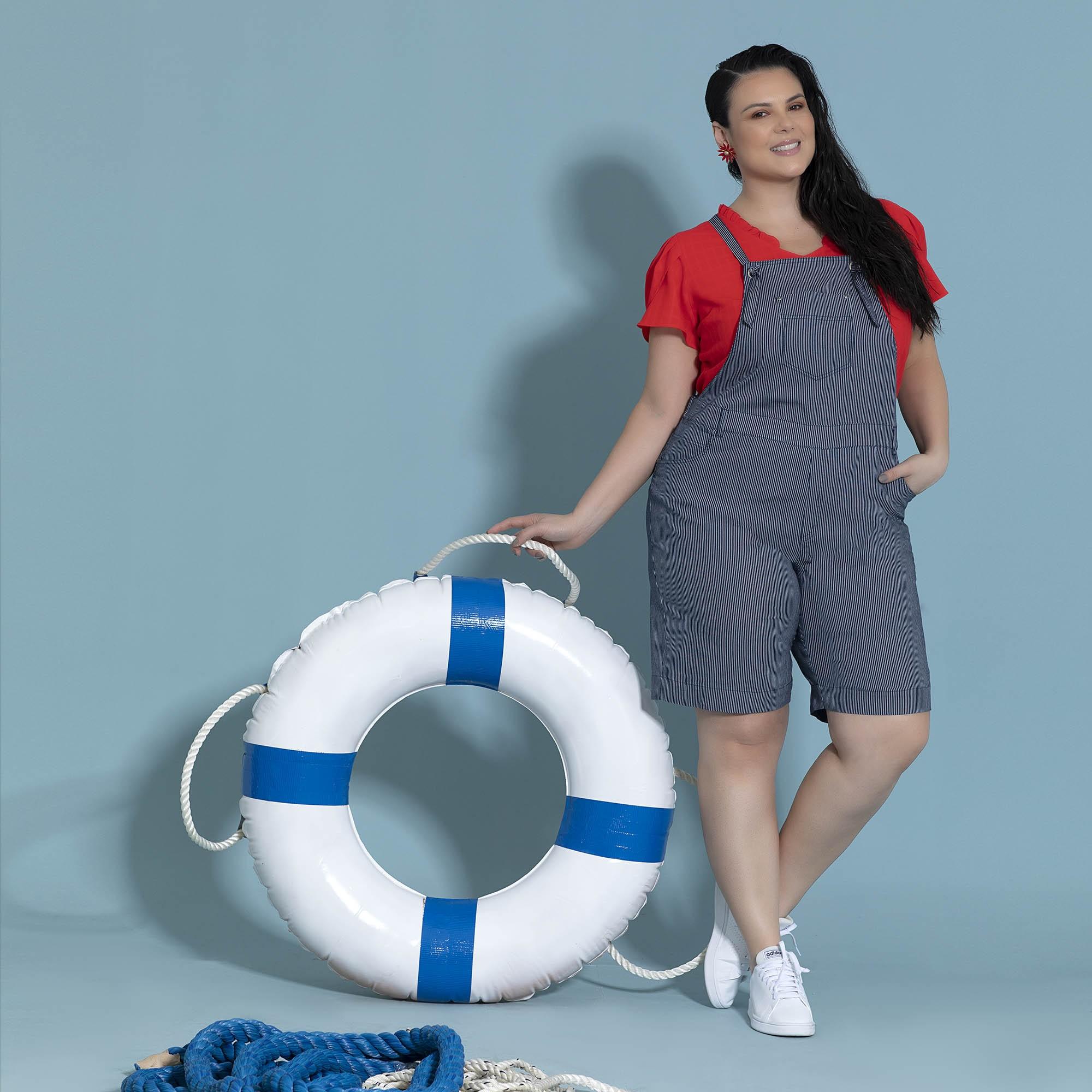 Blusa Starboard