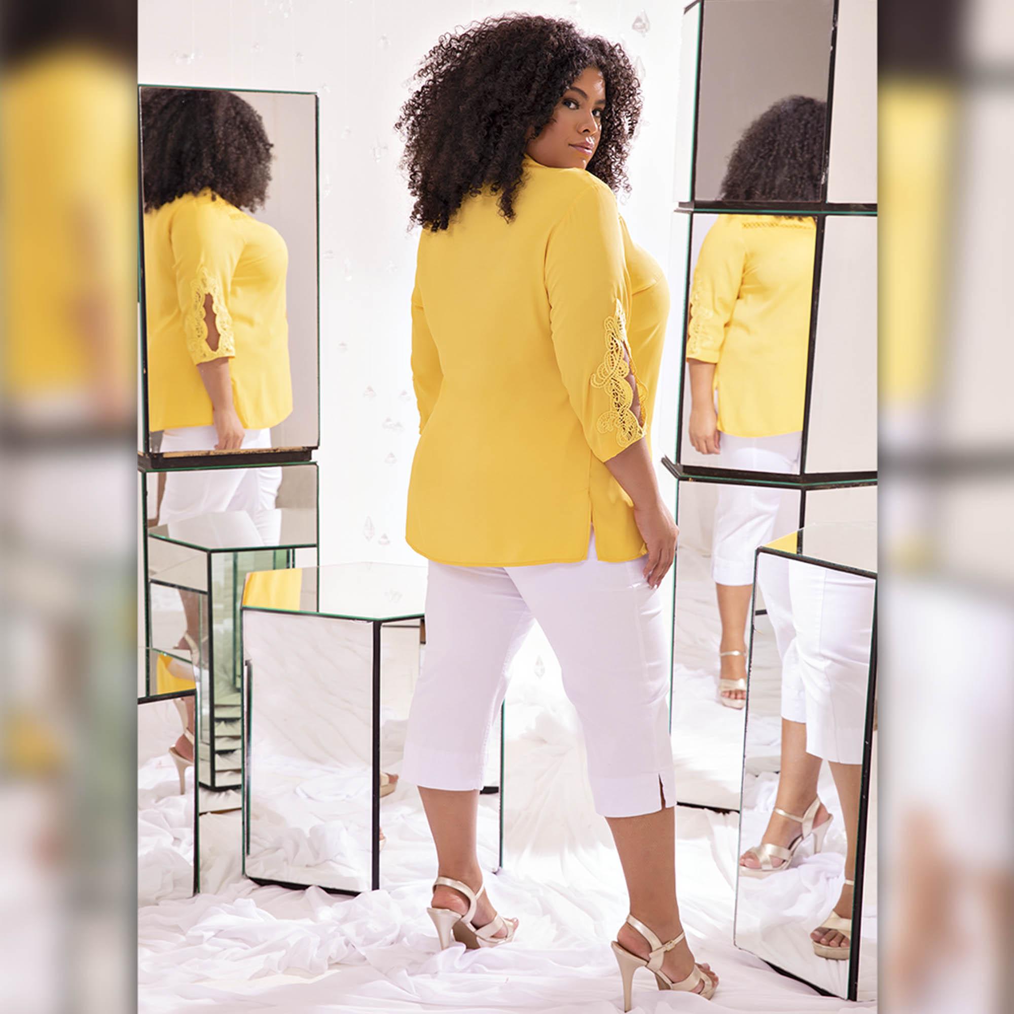 Camisa Yellow Luck