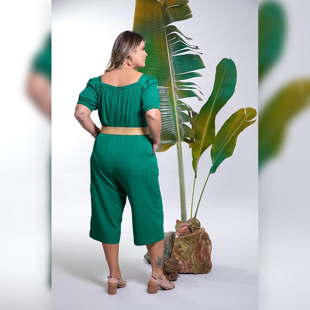 Macacão Aloe Vera