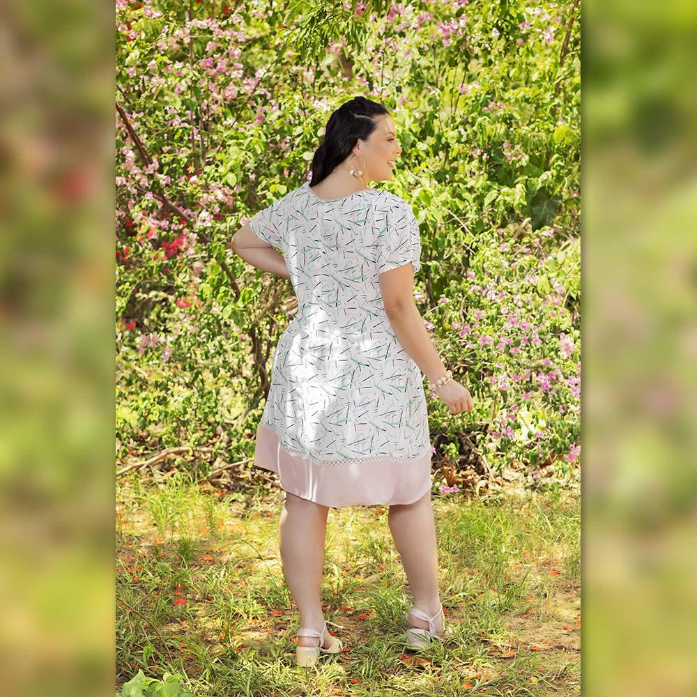 Vestido Caroá