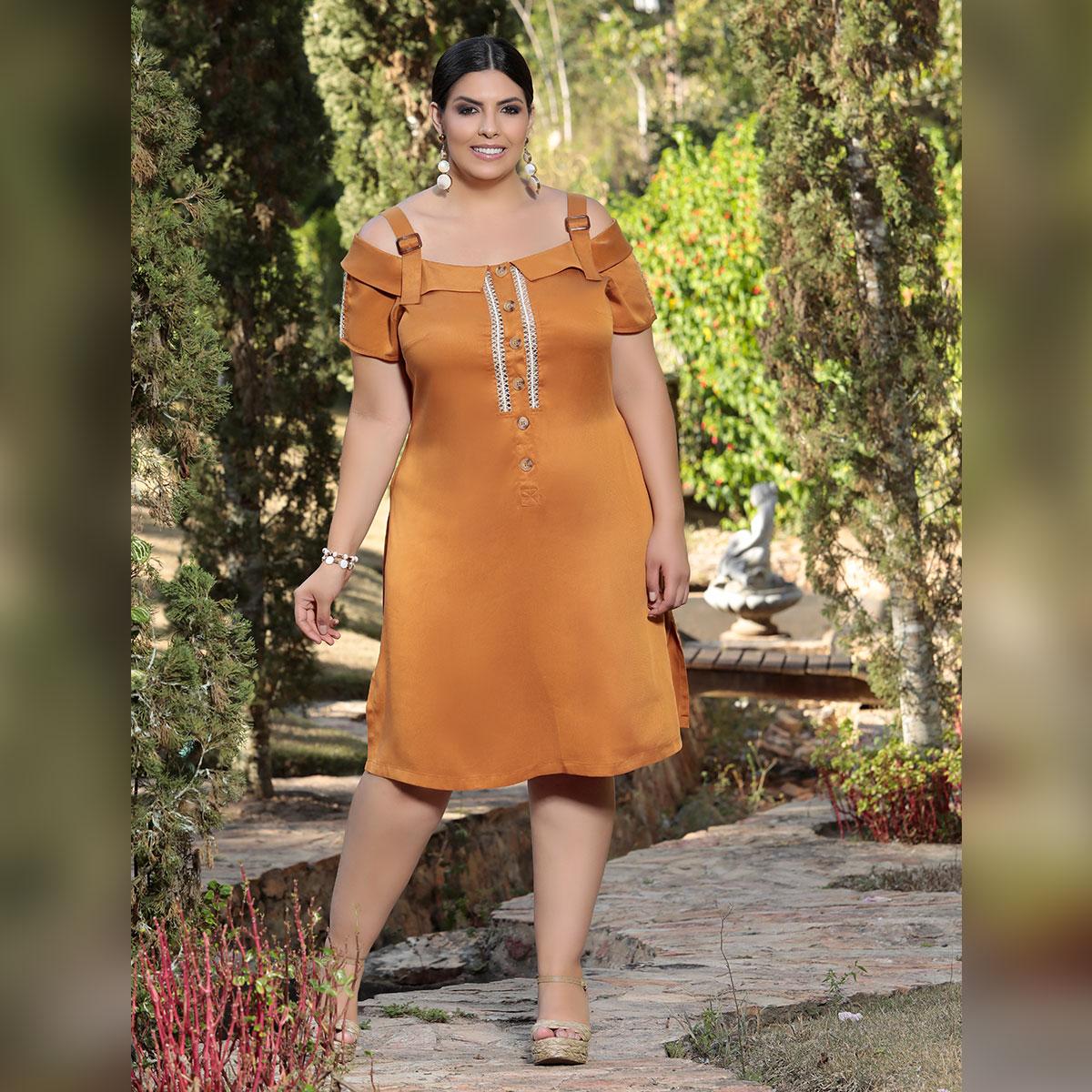 Vestido Gérbera