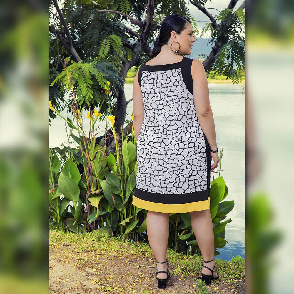 Vestido Jitirana