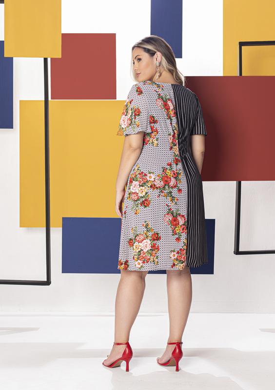 Vestido Pollock