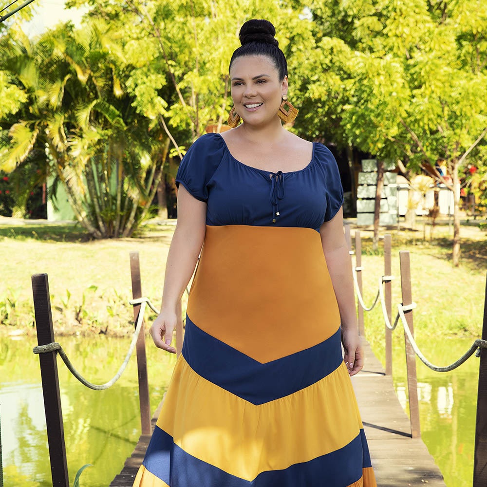 Vestido Sabiá