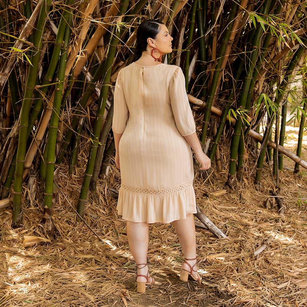 Vestido Xique-Xique