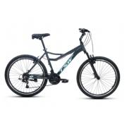 Bicicleta Aro 26 TSW Orla - MTB 21V Quadro 18