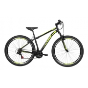 Bicicleta Caloi Velox Aro 29 Freios V-brake 21v Quadro 17