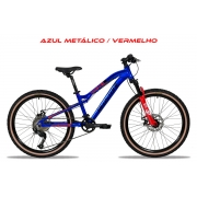 Bicicleta Infantil Aro 24 Redstone Alpha G