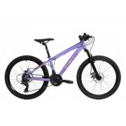 Bicicleta Infantil Athor Brave TZ Aro 24 21V
