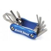 Canivete Com Ferramentas Bike Park Tool Mt-30 12 Funções