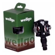 Pedal Mtb Clip Wellgo M919 Com Taquinhos