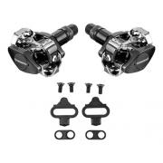 Pedal Mtb Shimano Clip Pd M505 Com Taquinhos