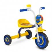 Triciclo Infantil em Alumínio Nathor