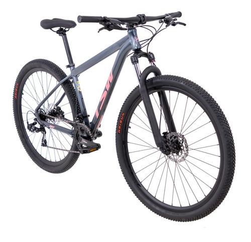 Bicicleta 29 Tsw Ride Plus - Mtb 21v