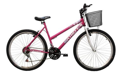 Bicicleta Athor Aro 26 Model 18 Marchas