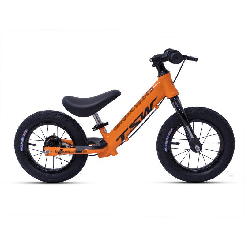 Bicicleta Infantil Aro 12 Balance Equilíbrio TSW Bikes