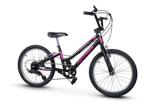 Bicicleta Infantil Aro 20 Com Marcha Nathor Harmony