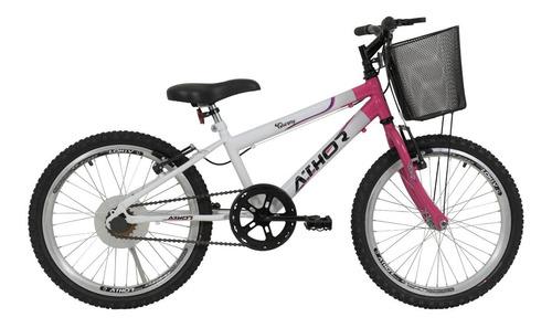 Bicicleta Infantil Athor Charme Aro 20