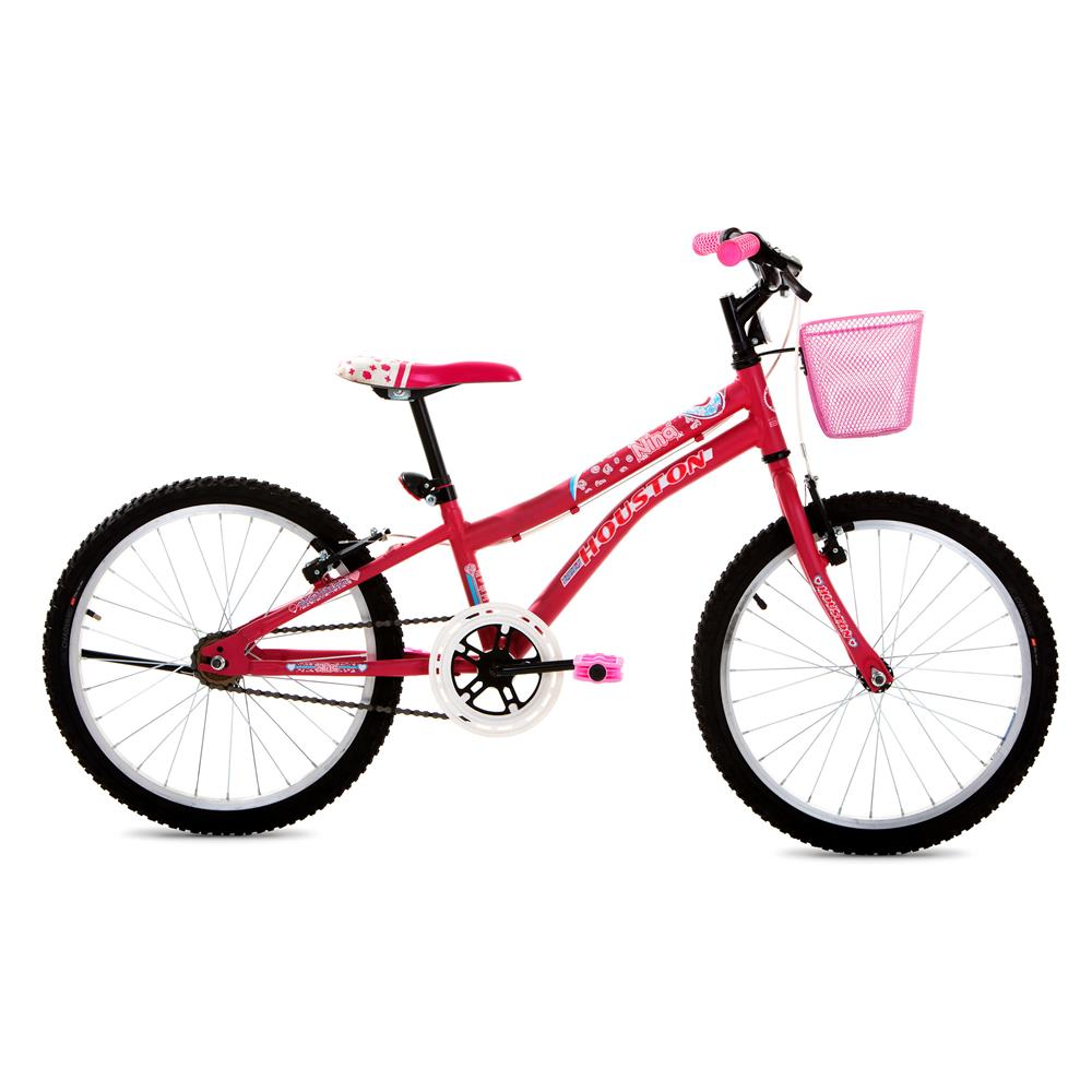 Bicicleta Infantil Houston Nina Aro 20