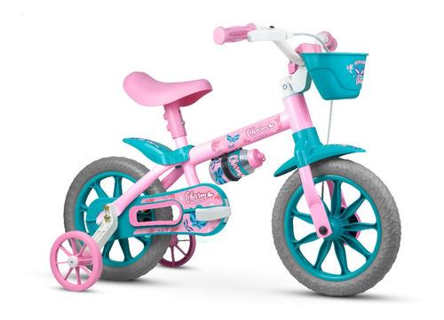 Bicicleta Infantil Nathor Aro 12 Charm