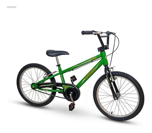 Bicicleta Infantil Nathor Aro 20 Army